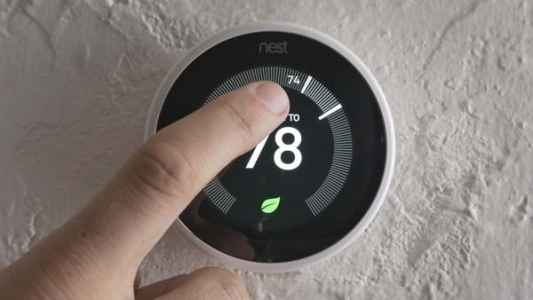 Basic Navigation with Nest Thermostat