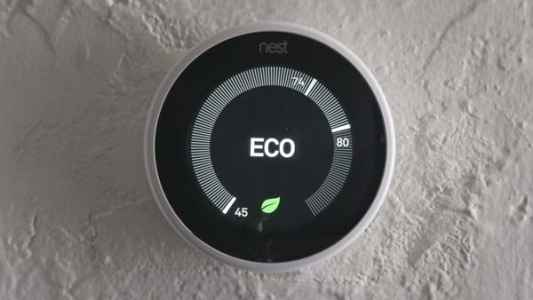 Eco Mode & Home/Away on the Thermostat