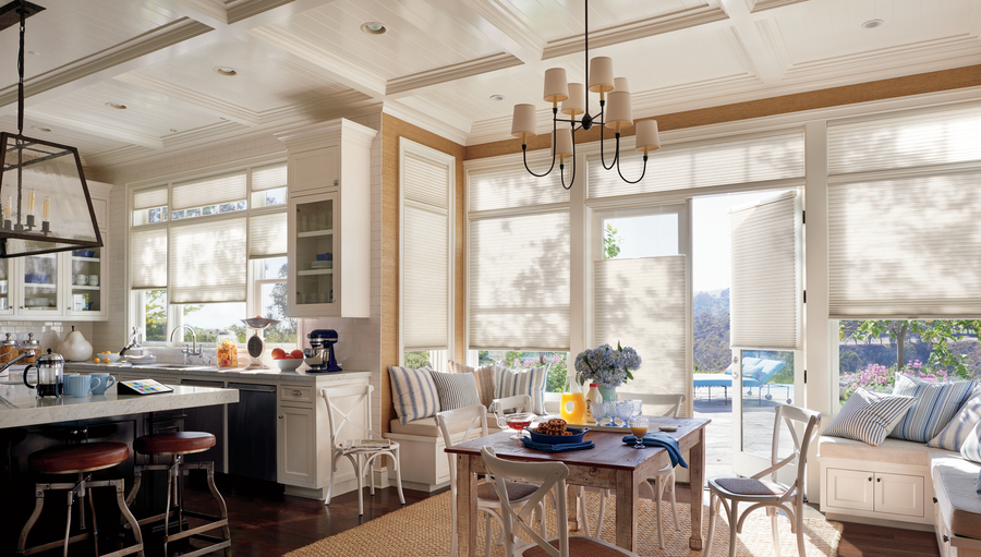 Form And Function with Motorized Window Treatments