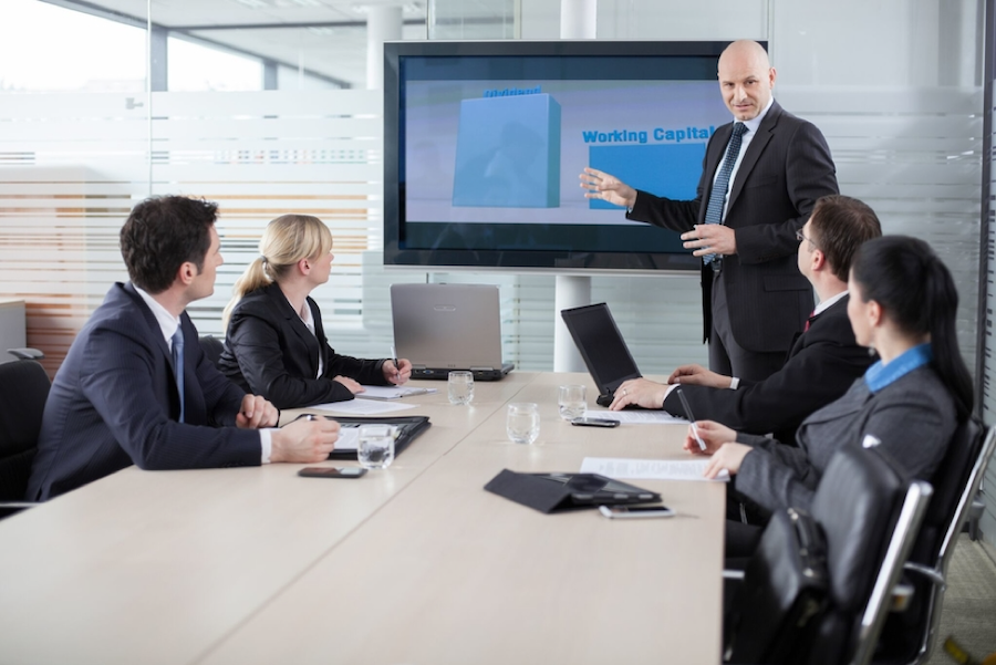Ring in the New Year with Upgraded Conference Room Systems