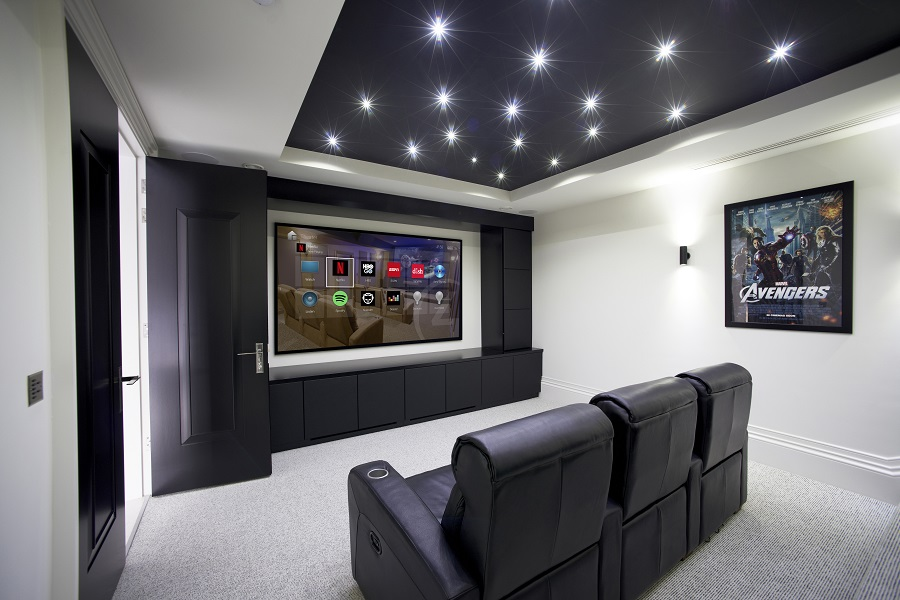 Must-Have Technologies to Boost Your Private Home Theater