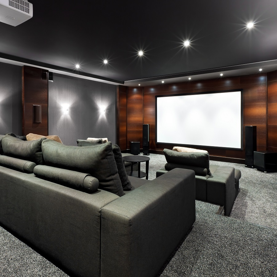 Creating the Ultimate in High-End Home Theater Systems