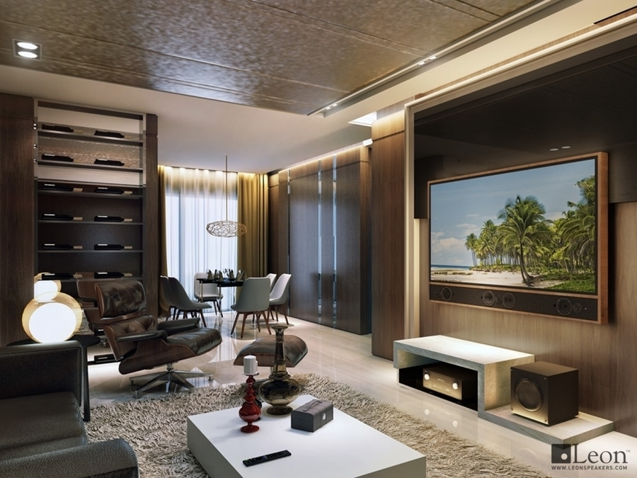 Integrating the Latest Video and Audio into Home Theater Design