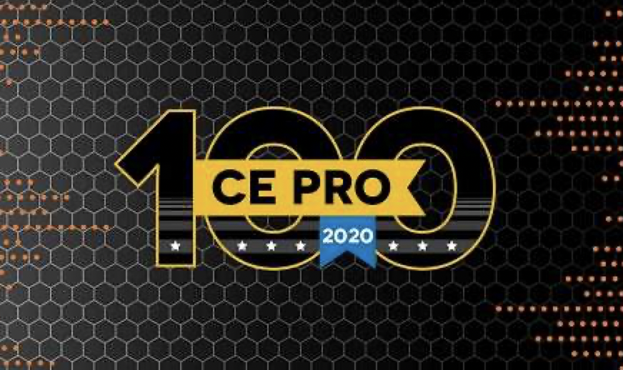 Wipliance Named in CEPro 100 for 2020