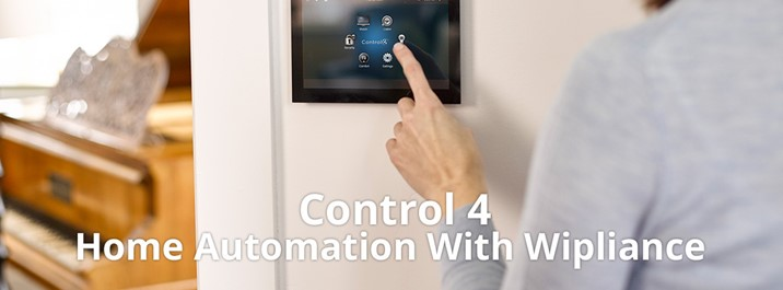 Control 4 - Home Automation With Wipliance