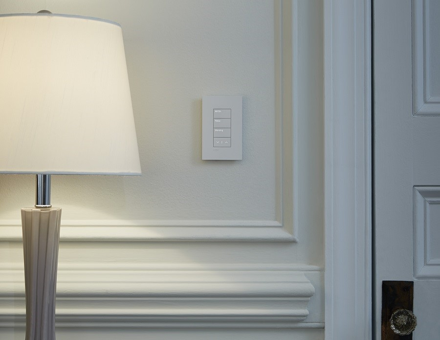 Explore the Subtle Elegance of Palladiom Keypads by Lutron