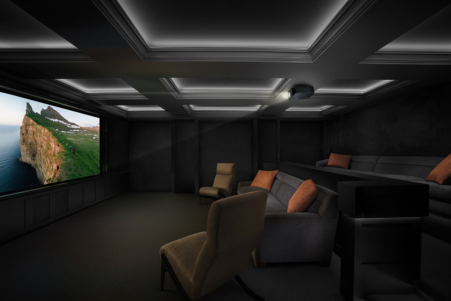 Looking for Ways to Enhance Your Home Theater Design?