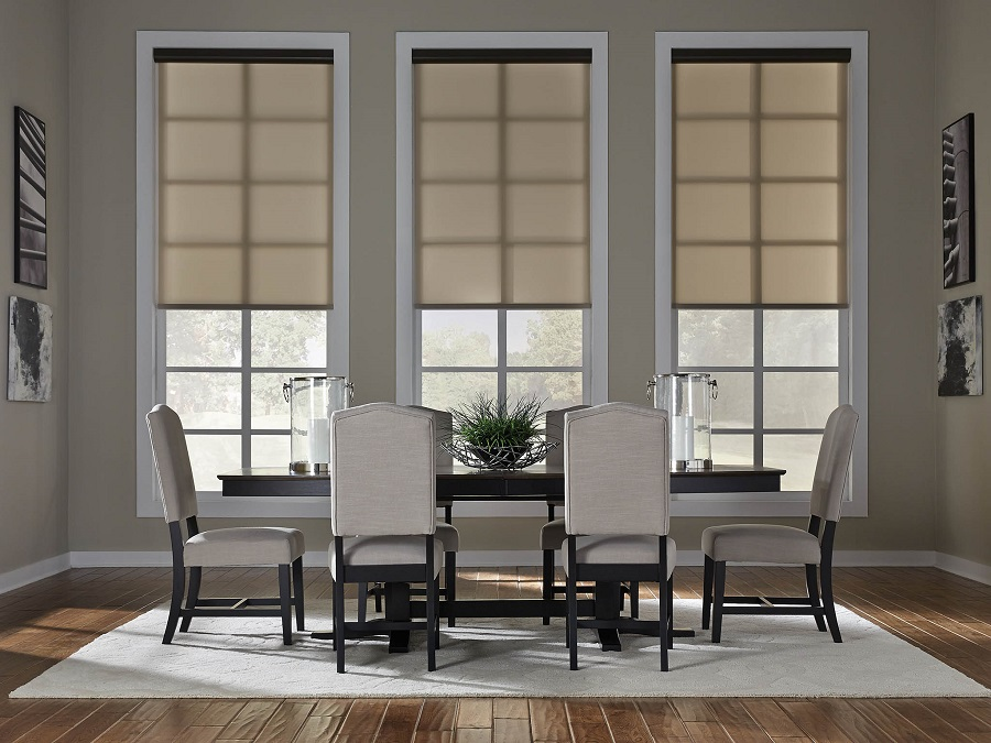 Why Plan for Motorized Shades at the Start of Your Home Build?